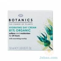 81% Organic : Hydrating Day Cream