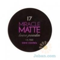 Miracle Matte : Loose Powder