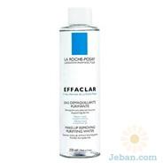Effaclar Make-Up Removeing Purifying Water
