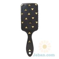 Metallic : Print Paddle Brush