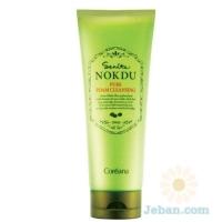 New Nokdu Pure : Foam Cleansing