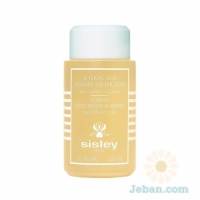 Lotion With Tropical Resins