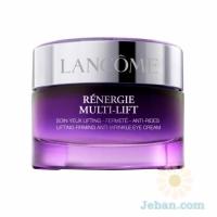 Rénergie Multi-Lift : Anti-Wrinkle and Firming Eye Cream