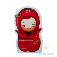 Redginseng Collagen Essence Mask