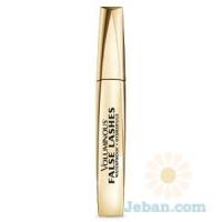 Voluminous False Fiber Lashes™ : Waterproof Mascara