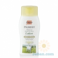 Palmera Moisturizing : Hand And Body Lotion With Orange And Strawberry