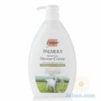 Palmera Moisturizing : Shower Cream With Goat's Milk And Bio White