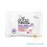 Total Wipe Out Cleansing Wipes