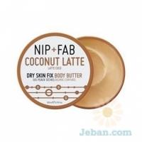 Body Butter : Coconut Latte