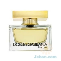 The One : Eau de Parfum