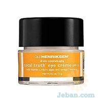 Total Truth™ Vitamin C Eye Crème SPF 15