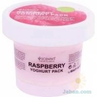 Raspberry Pore Minimizing : Yogurt Pack
