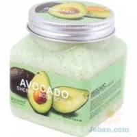 Avocado Brightening Sherbet Scrub