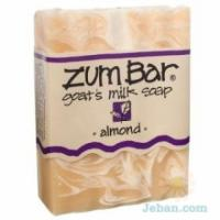 All-natural Goat's Milk Soap : Almond