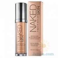 Naked Skin : Weightless Ultra Definition Liquid Makeup