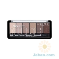 Absolute Nude Eyeshadow Palette