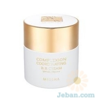 Complexion Coordinating BB SPF43/PA+++