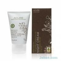 Night Cream Argan Stem Cell + 2% Chlorella Growth Factor