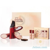 Face Gallery All IN ONE Foundation Set (Limited)