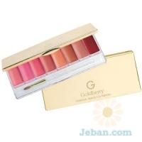 Glamour Jewels Lip Palette