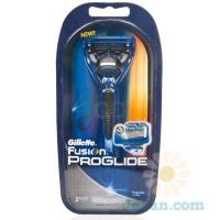 Fusion ProGlide : Manual Razor
