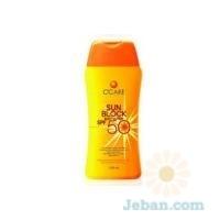 Sunblock Body Lotion SPF50