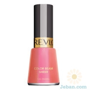 Color Beam Sheer Nail Enamel