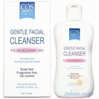 cGentle Facial Cleanser for Oily and Pimple Skin