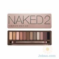 Naked 2 Palatte