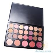 26 Color Eye shadow Blush Combo Palette