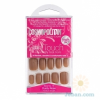 RealTouch Amazingly Real Nails : Dusty Rose - Style 15