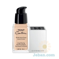Teint Couture : Long-Wearing Fluid Foundation