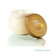 Milk and Honey Gold and Nourishing Hand and Body Cream