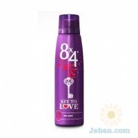 Spray : Key To Love