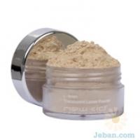 i – finish : Translucent Loose Powder