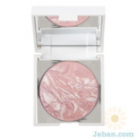 i – glow : Compact Shimmer Powder with Mirror