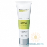 Ultra C : Sheer Facial Cream 20 Percent