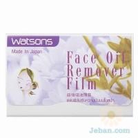 Face Oil Remover Film