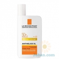 Anthelios : Ultra-Light Fluid Spf50+/ Ppd42/ Pa++++