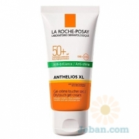 Anthelios : XL Dry Touch Gel-Cream Spf 50+ Ppd31