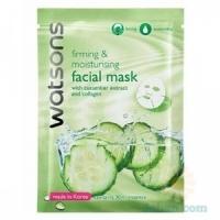 Firming & Moisturising Facial Mask