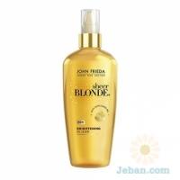 Sheer Blonde® : Brightening Oil Elixir