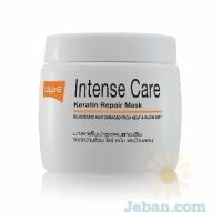 Intense Care Keratin Repair Mask : Heat & Blow Dry