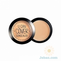 U Can Cover Concealer
