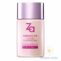 Perfect Fit Liquid Foundation SPF17 PA++