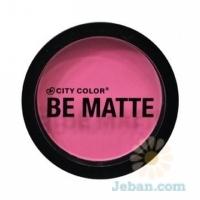 Be Matte Blush
