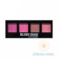 Intense Blush Quad