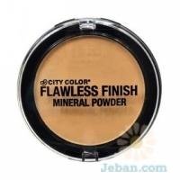 Flawless Finish Mineral Powder
