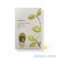 It's Real Squeeze Mask : Green Tea