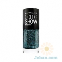Color Show : Nail Color Sequins Collection